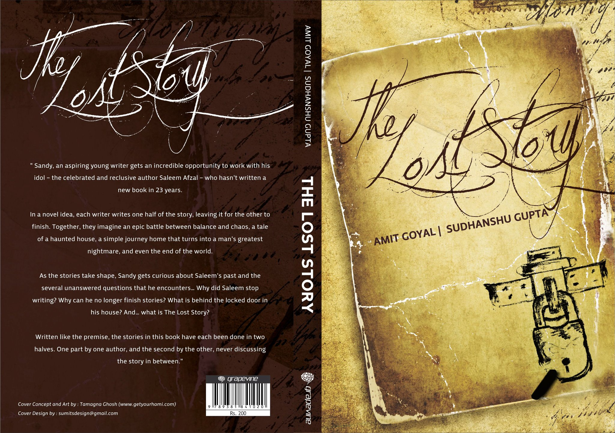 the lost story final cover May 2013 dreamzandclouds