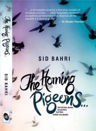 The Homing Pigeons Cover ok
