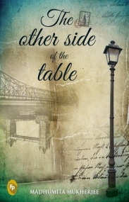 otherside of table