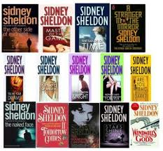 Sidney-Sheldon-books