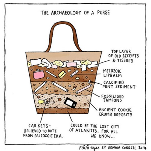 funny-archaeology-purse-cartoon-layers