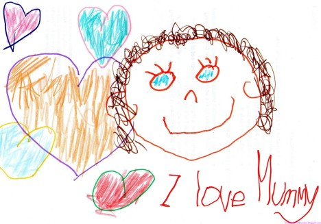 mother's day clip art 2013